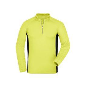 fluo-yellow/black