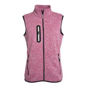 pink-melange/off-white