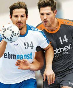 Handball und Volleyball