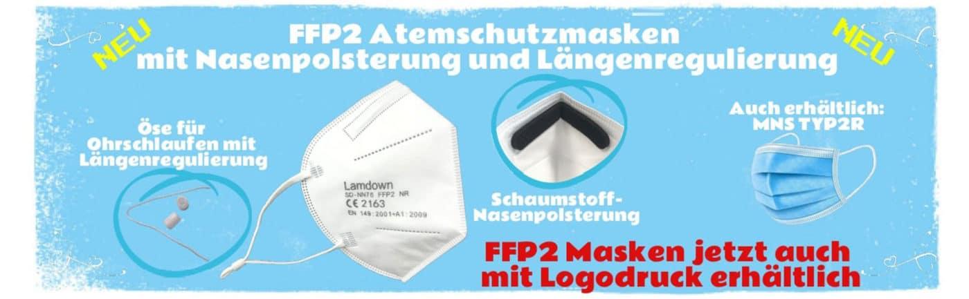 Slider FFP2 Maske